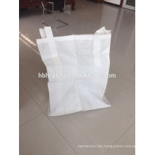 Top and Bottom with spout 5:1 factory big jumbo bag 1000 kg 1500 kg