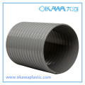 ID125mm PVC Flexible Duct Hose with PVC Helix