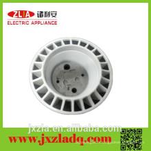 Prix de la fabrication du dissipateur de chaleur à lumière anodisée en aluminium anodisé
