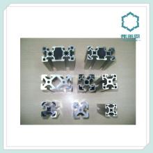Perfil de alumínio 40 de Slot 40 T personalizado para a linha de montagem