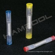 Термоусадочные разъем Обжимные термоусадочные стыковой соединитель НР-КАС-436 холодного применения Сростки