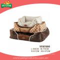 Luxury Pet Bed, Warm Dog Beds (YF87095)
