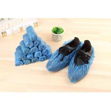 La sécurité antipoussière de couverture de chaussure de pp surpasse les couvertures en plastique de chaussure