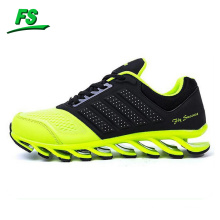 2016 spring breathable cheap blade brand names running shoes for men