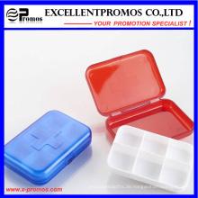 Hochwertiges Logo Kundenspezifisches Pillbox (EP-035)