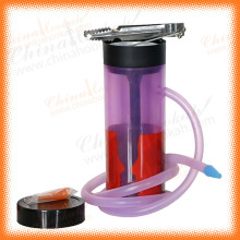 Plastik tragbare Mini-Shisha-Huka-Rohre