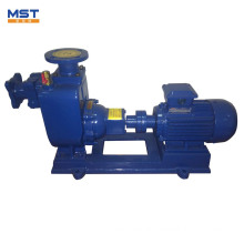 Electric centrifugal motor irrigation water pump