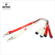 Custom Personalised Polyester Value Lanyards with Imprinted