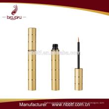 6ml Aluminium Gold Eyeliner Container
