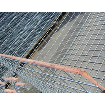 Hot dipped Galvanized Welded Gabions