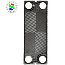 oil to water heat exchanger ss316l plate GX51
