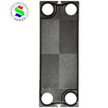 échangeur de chaleur huile / eau ss316l plaque GX51