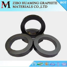 Expanded graphite packing ring