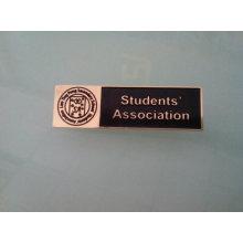 Pin de solapa de la Asociación de Estudiantes, insignia personalizada (GZHY-LP-026)