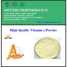 Fourniture d'usine de haute qualité de vitamine A