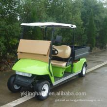 combustible de gasolina combustible de gasolina / gasolina Mini carrito de golf con caja de carga