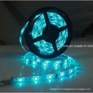 12V 5050 60pcs LED tira luz à prova d'água