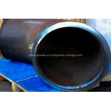A106 Conexión de tubería de codo de acero al carbono de 45 grados
