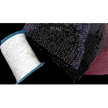 Colour Knitted Reflective Yarn Double-Side