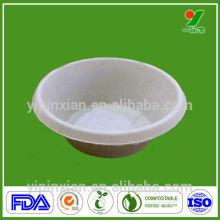 100% sugar cane fiber GR10P disposable recyclable bagasse plates