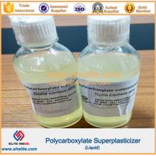 Водорастворимый поликарбоксилатный суперпластификатор с высокой плотностью