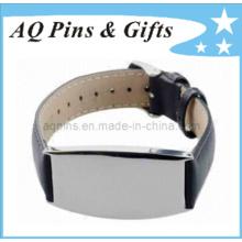 Bracelet d'identification de mode avec fermoir de montre