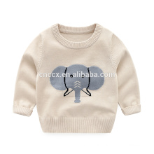 P18B15TR children's cotton cashmere sweater