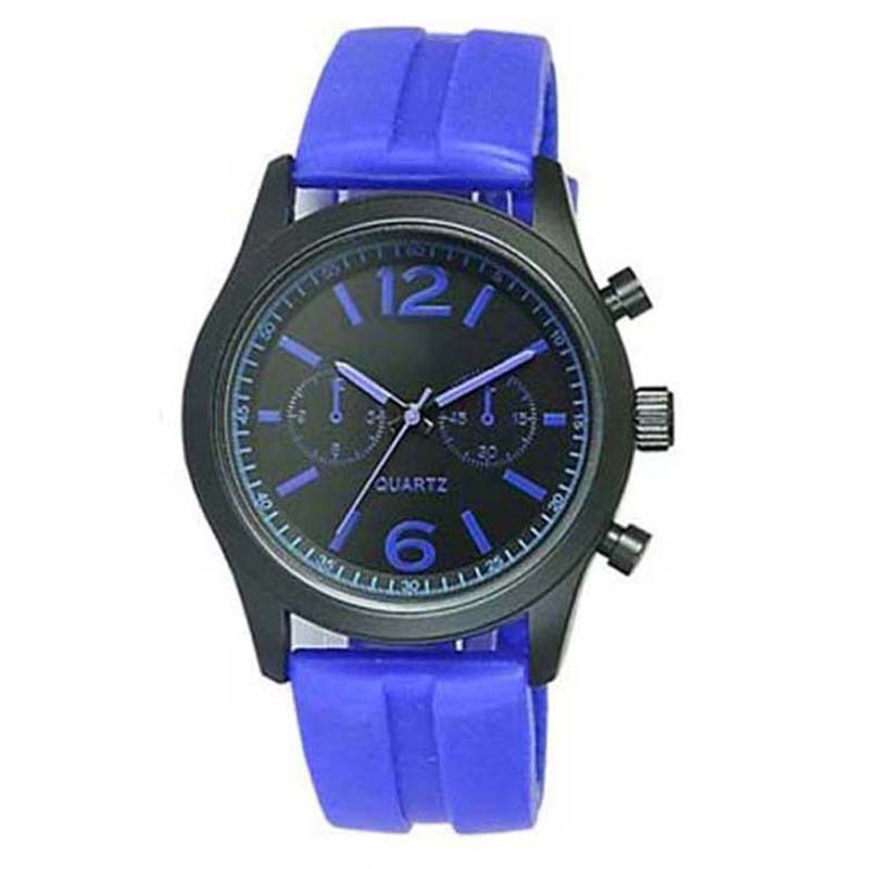 Wholesale Students Silicone Wrist Quartz Watch
