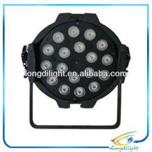 18 светодиодный индикатор 4-IN-1 rgbw 10w Colour Wash Light Par 64