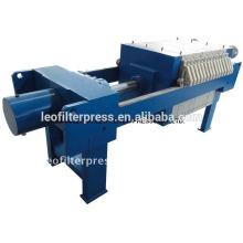 Prensa de filtro Leo Prensa de filtro hidráulico de pequeña capacidad