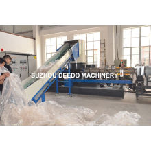 Plastic Machine PE Film Water Ring Pelletizing Machine