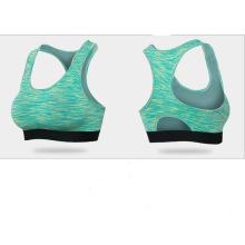 Sutiã de esportes de mulheres Yoga executando Workouts ginásio ativo roupa interior