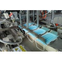 машина для упаковки в бумагу и пластик для медицинских масок
