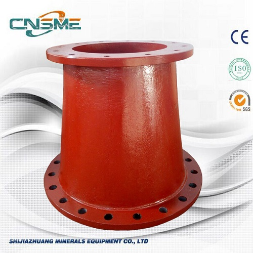 Slurry Pump Pipeline Reducer