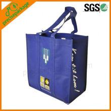 Eco friendly plain cotton shopping bag