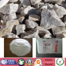 Branco Micropearl grau precipitado sílica de borracha com alta pureza