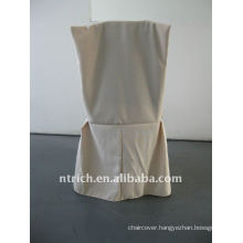 banquet chair cover with pleat at the front and leg,CTV536