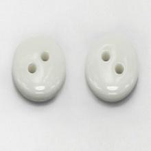 Botón de la resina de 2 agujeros de alta calidad