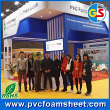 Logotipo que imprime la fábrica de la hoja de la espuma del PVC en Goldensign (tamaño caliente: 1.22m * 2.44m)