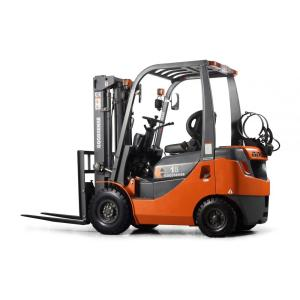 1.8 Ton LPG&Gasoline Forklift With Nissan Engine