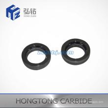 Orifício de carboneto de tungstênio e anéis de vedação
