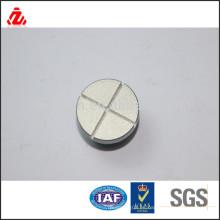 CNC mecanizado tornillo de aluminio M16