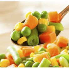 IQF Grade A Frozen Mixed Vegetables