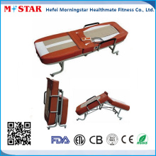Hochwertiges elektrisches faltbares Jade-Massage-Bett