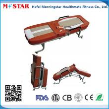 Cama de masaje de Jade plegable eléctrica de alta calidad