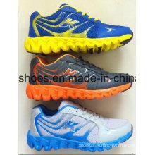 2016 спортивное удобная Мужская обувь для ходьбы спортивная обувь с хорошей цене