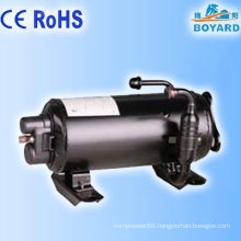 Dometic type rotary compressor for Military and specialist vehicle motorhome mobile house air conditioning systems