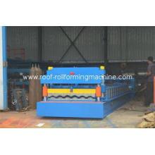 Galvanized Steel Tile Making Glazed Tile Forming Machine Wi