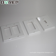 YGC-011 BAREP GFCI device decora electrical custom american wallplate