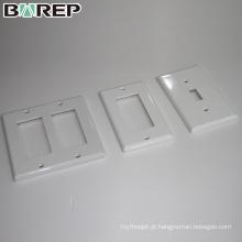 YGC-011 BAREP GFCI dispositivo decora elétrico personalizado americano wallplate